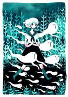 Ghost Tricks by heikala