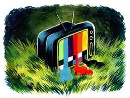 TV by heikala