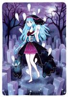 Necromancer by heikala