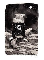 The Werewolf by heikala