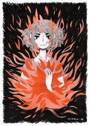 Fire by heikala