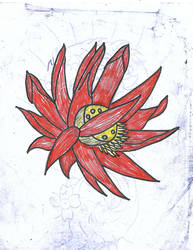 Red Lotus by Mew126