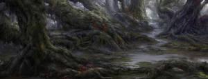 Swamp by DongjunLu