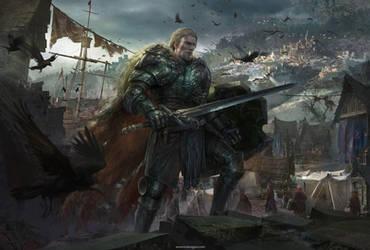 Warden by DongjunLu