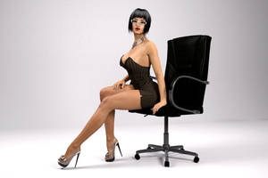 Secretary Chair by onehaste