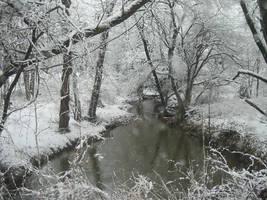 snow in texas two by cureemunkeetree