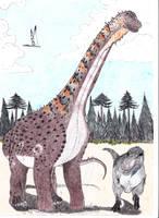 Puny rex by Dontknowwhattodraw94