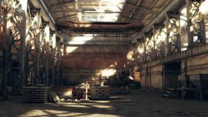 factory heavy industry by Fil3D