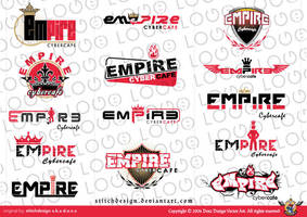 empire logo by stitchDESIGN