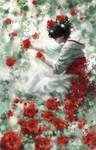Red Flowers by PaulCZero9