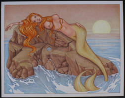 Little Mermaid the original by tempestsreign