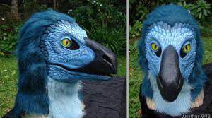 Beekin mask by zarathus