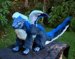 Bluefluff doll by zarathus
