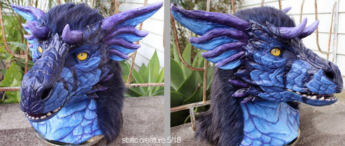 Creature partial - for sale by zarathus