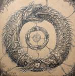 Ouroboros by zarathus