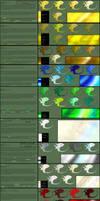 PernDragon Color Chart by Senaru