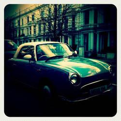 my lovely car:P by curcunna