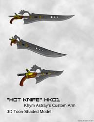 HotKnife HK01 by realyst2k