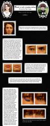 Female to Male Crossplay Makeup Tutorial by Vilya0