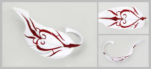 Sakura's Feather 2 by Vilya0