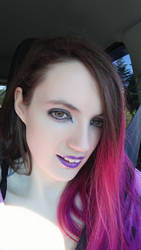 selfie by Gravure-Bunny