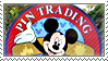 Disney Pin Trading Stamp by Kozinu