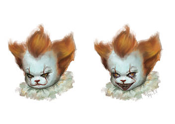 Pennywise by BenjiroLuca