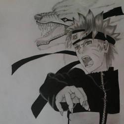 Uzumaki Naruto by Rabicchi