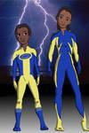 Thunder and Lightning 04.26.09 by JCServant