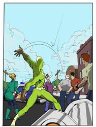 Laz Comic Color Job 01.14.10 by JCServant