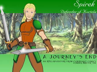 Spirek, Defender of Kortela by JCServant