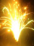 Felix Felicis Fireworks by xkappax