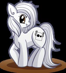 BoxGhost Pony by xkappax