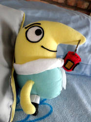 Drippy Plushie - Ni No Kuni by xkappax