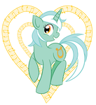 I Heart Lyra by xkappax
