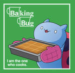 Baking Bug - Tee Shirt Design by xkappax