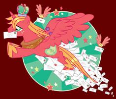 Princess 'Bag' Mac Tee Shirt by xkappax