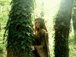 Queen of the Woods 3 by sindarelf