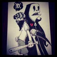 Smiles and Death by nooligan