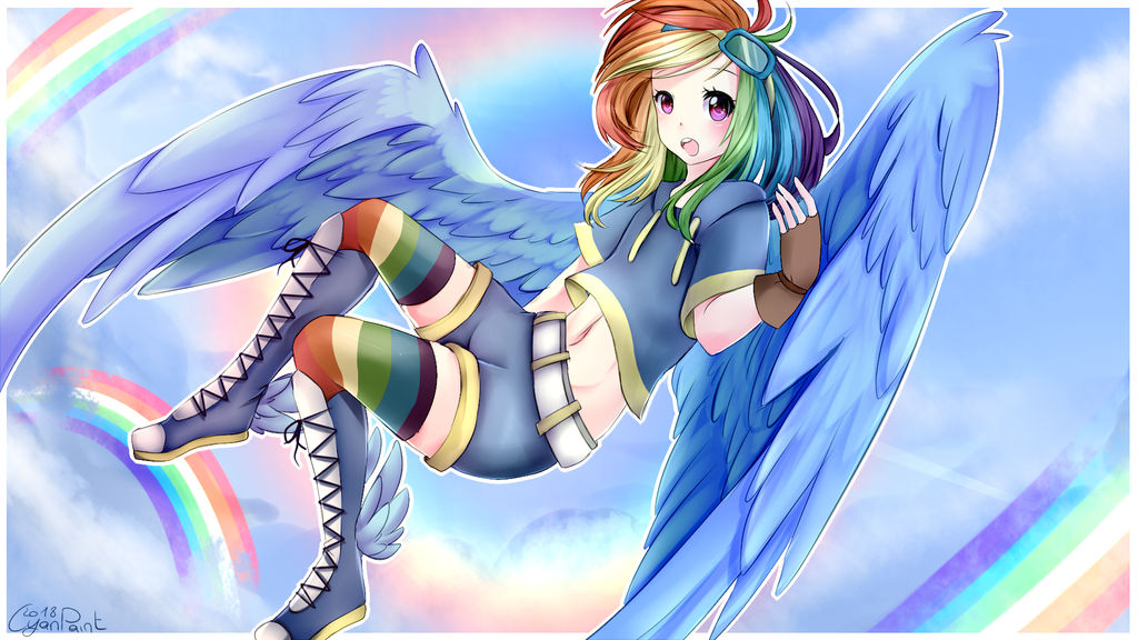 rainbow_dash_human_by_wolfchen999_dc7eah