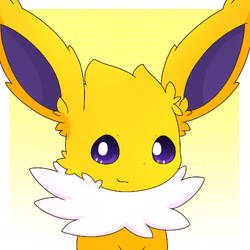 Jolteon icon by PKM-150