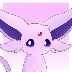 Espeon icon by PKM-150