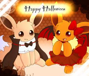 Happy Halloween! by PKM-150