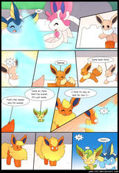 ES: Special Chapter 8 -page 1- by PKM-150