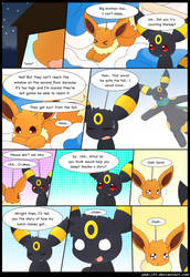 Bedtime Story -page 1- by PKM-150