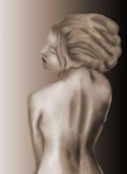 Nude by BaronVonMunchausen