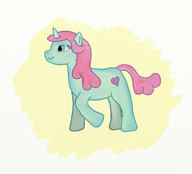 Pony by Valkyrie335