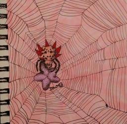 Inktober Day 8- Star by ArtsyOwlFree3
