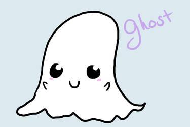 Ghost by meganathebanana