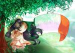 [CM] Irish Summer by YKajitaka